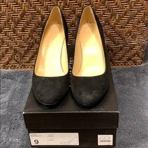 JCrew wedge heels